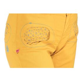 E9 Onda Story Classic Pants Women sunflower